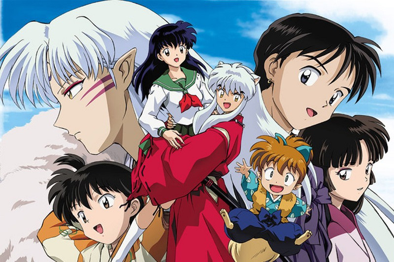 A Brief Note on Inuyasha Series Episodes